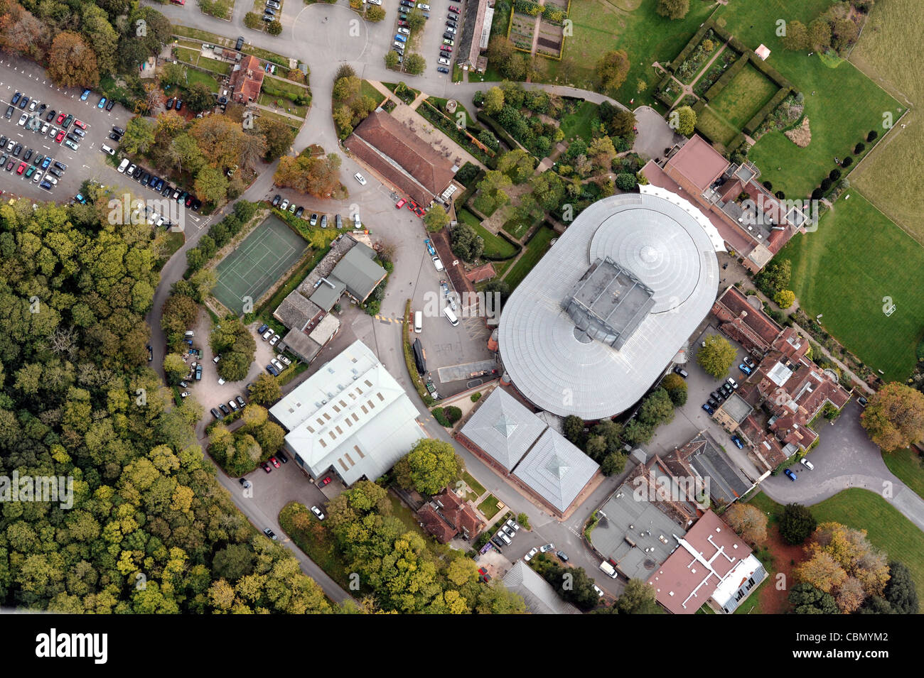 Aerial view of glyndebourne opera house east sussex for See images of my house