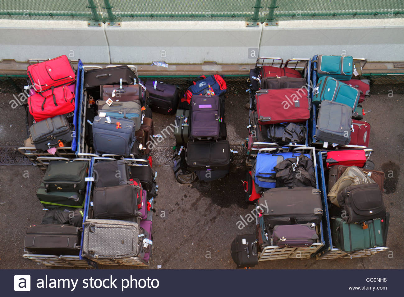 United Checked Baggage Size New Orleans Louisiana Port Of New Orleans Cruise Ship