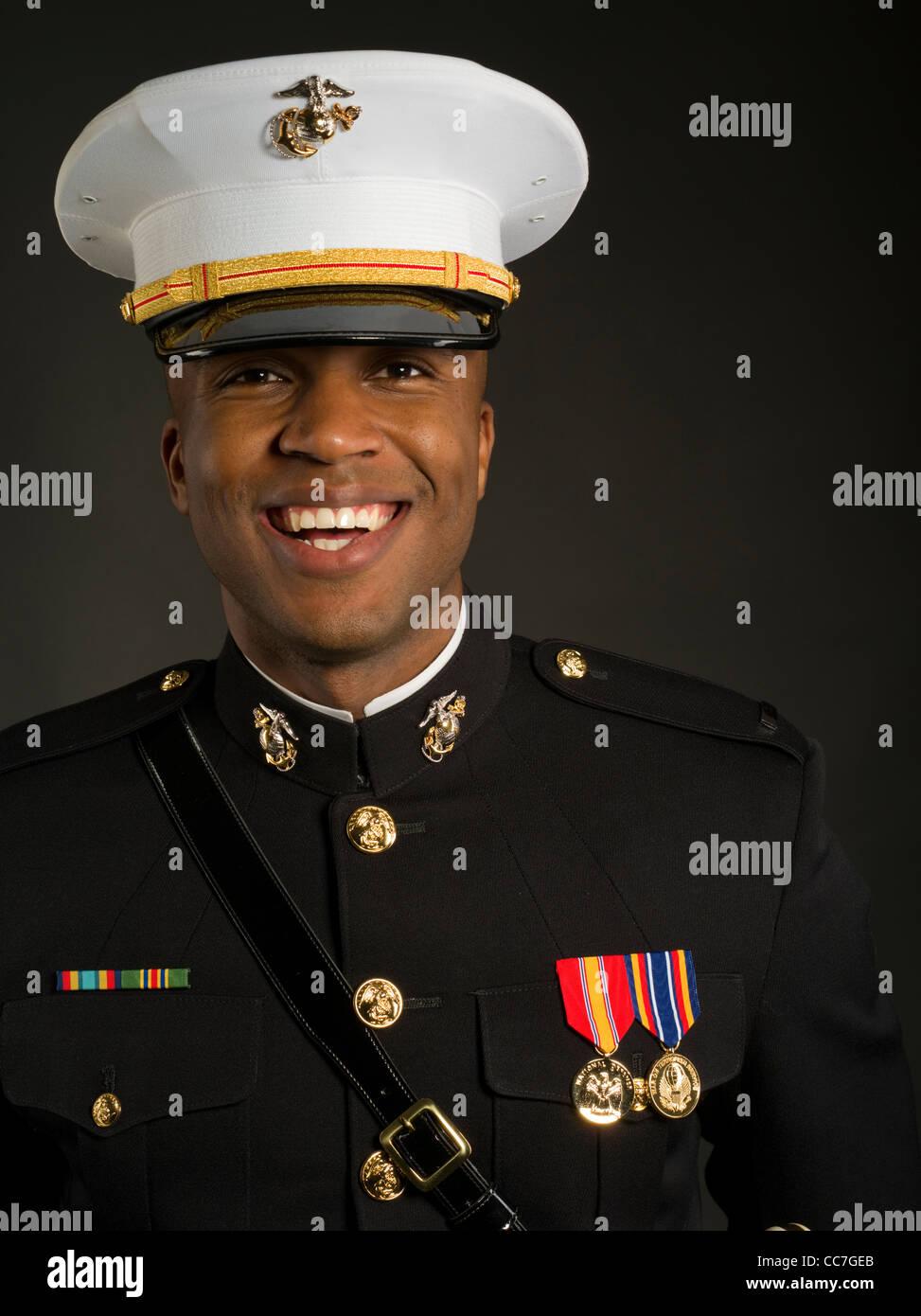 Marine Officer Dress Blue Uniform 59