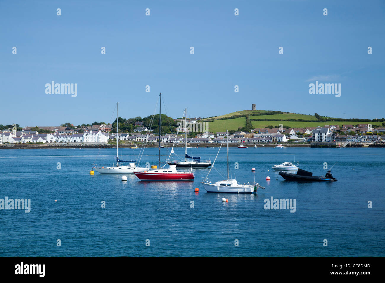 sailing-boats-moored-in-front-of-portafe