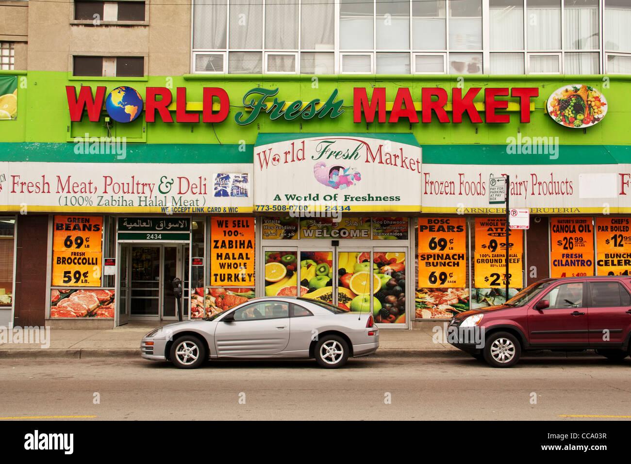 Devon street chicago clothing stores