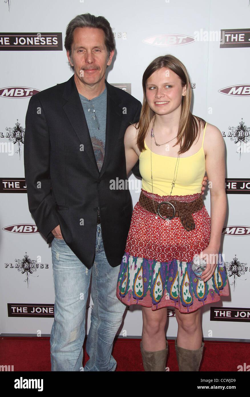 apr 8 2010 hollywood california usa actor gary cole