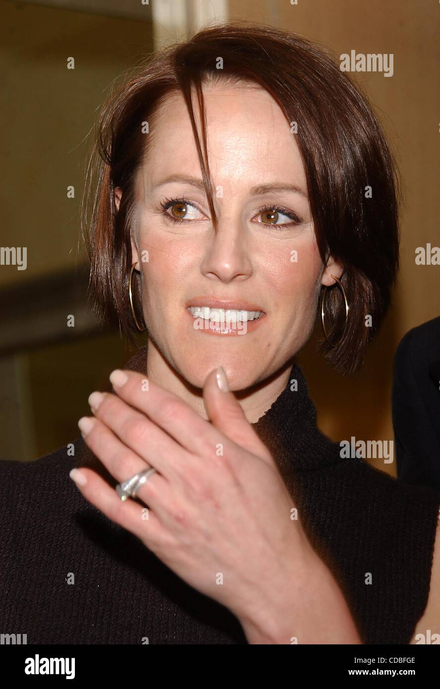 K30439AR.  SD05/06/2003..48TH  ANNUAL DRAMA DESK NOMINATION ANNOUNCED ST JOHNS BOUTIQUE , NYC..MARY STUART MASTERSON.(Credit Stock Photo