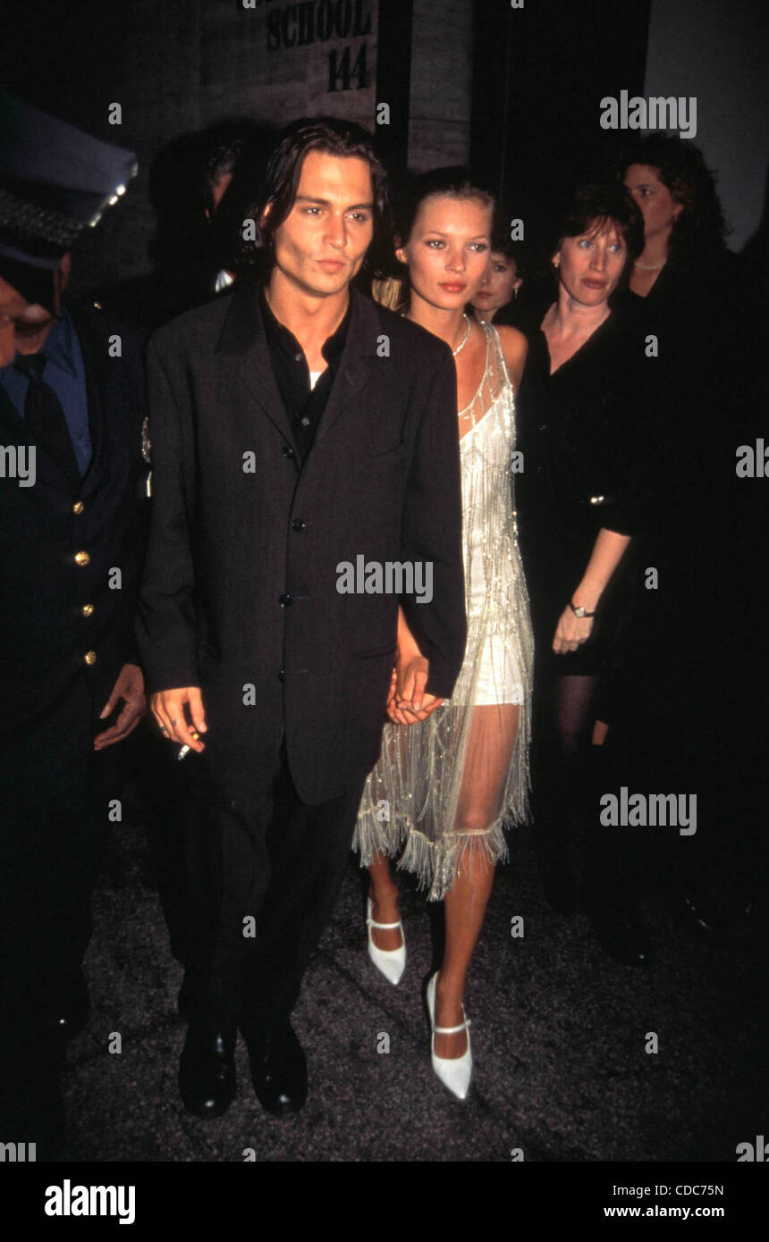 l9349ared wood premierejohnny depp and kate moss stock