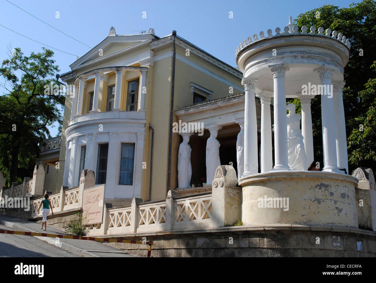 Photo Facade Villa : Autonomous republic of crimea feodosiya th century