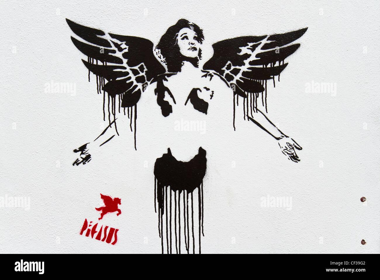 Spray Paint Stencils Uk