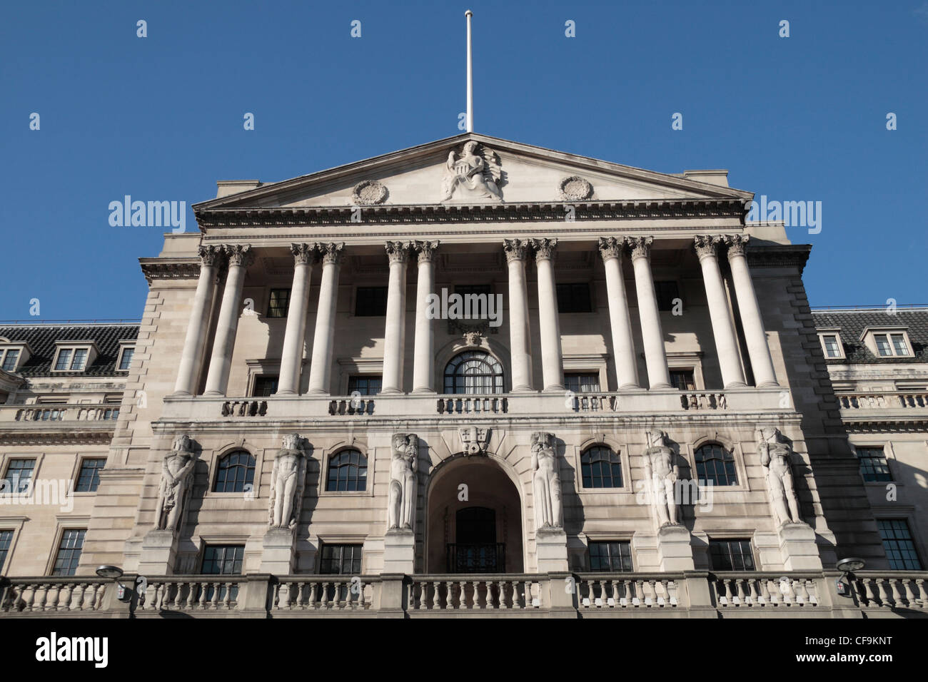 Front Elevation Of Houses In London : The front elevation of bank england threadneedle