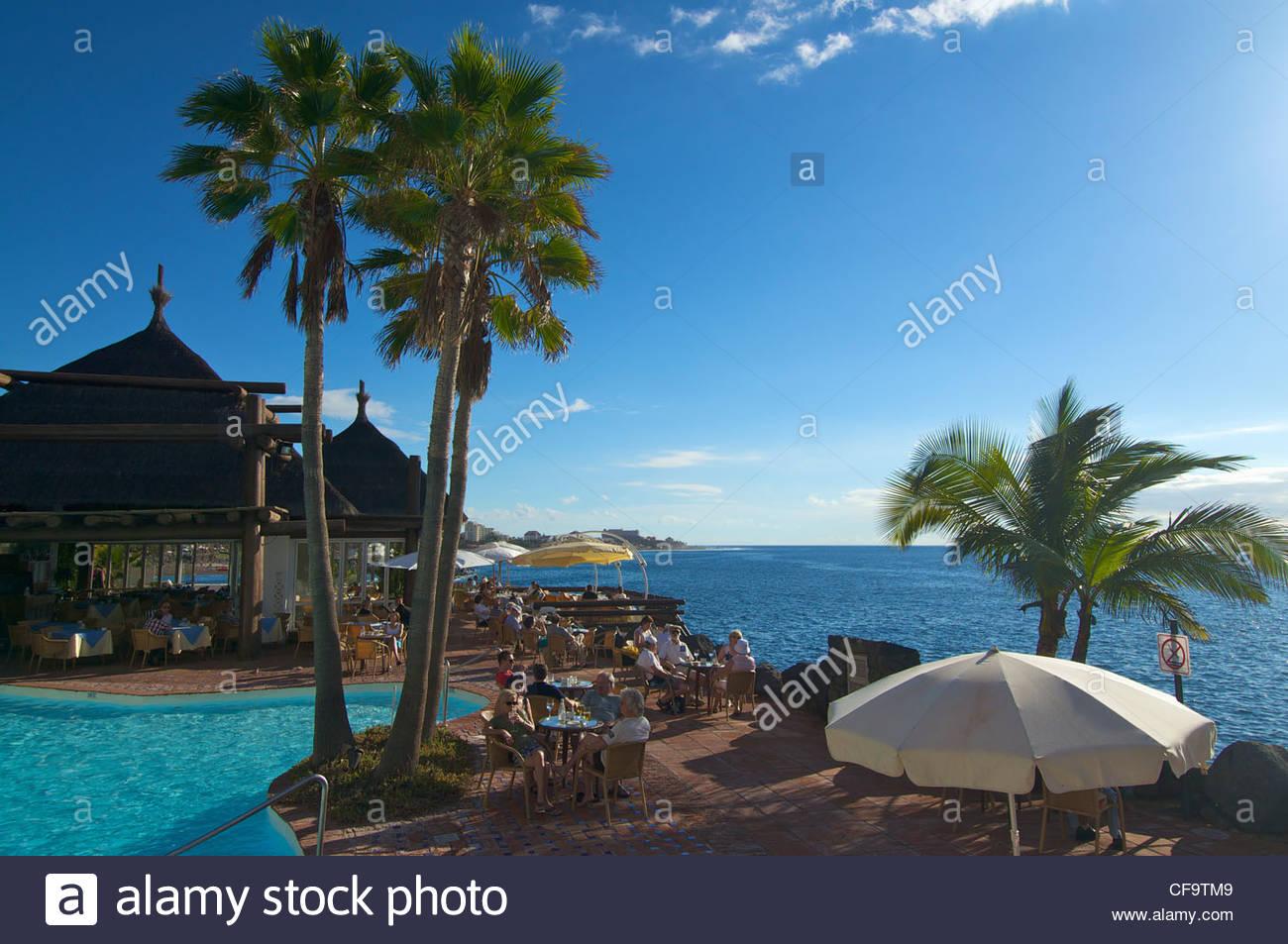 Las rocas beach club playa de las americas tenerife canary for Las rocas tenerife