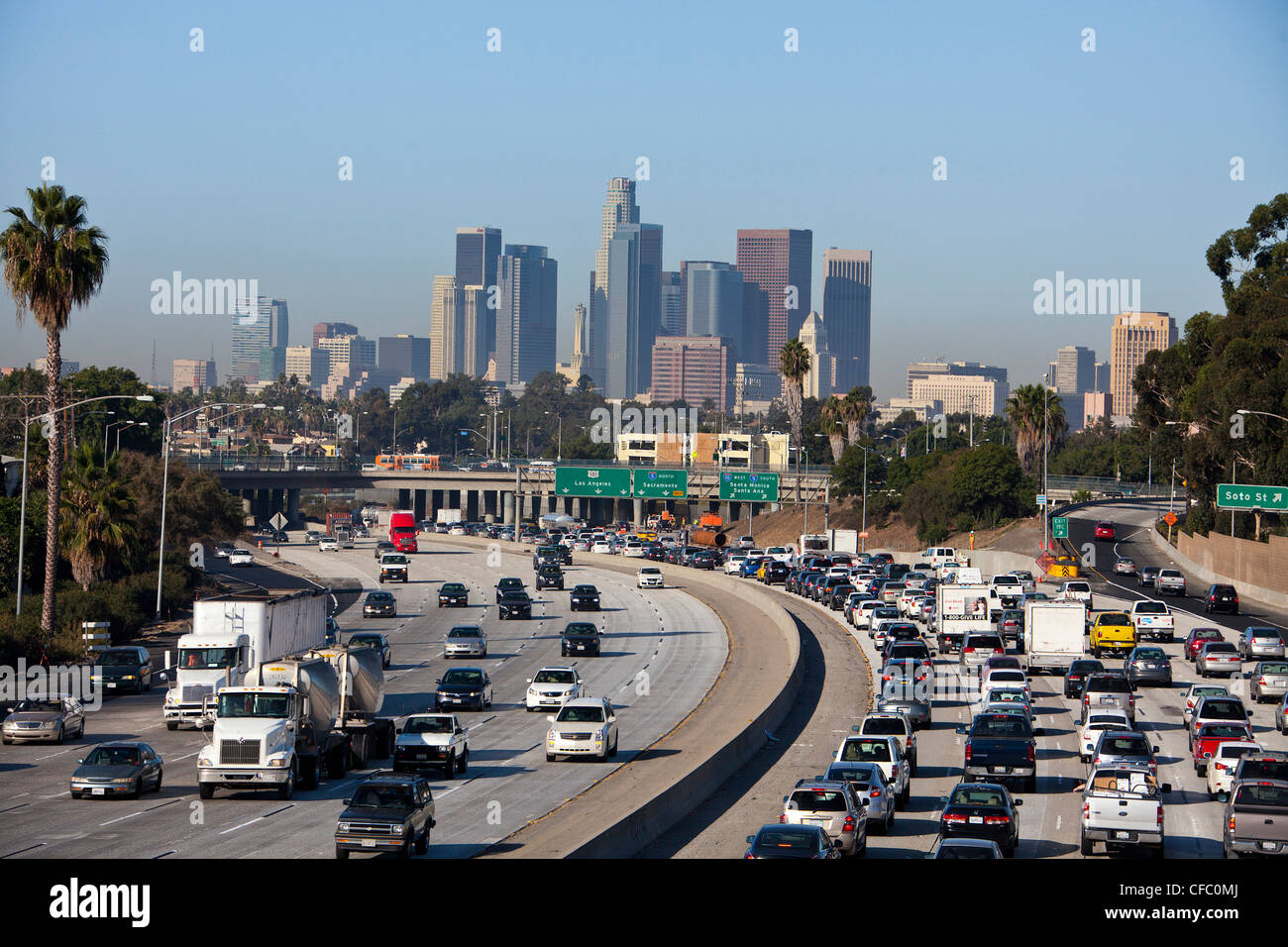 Usa united states america california los angeles city for Is la a city