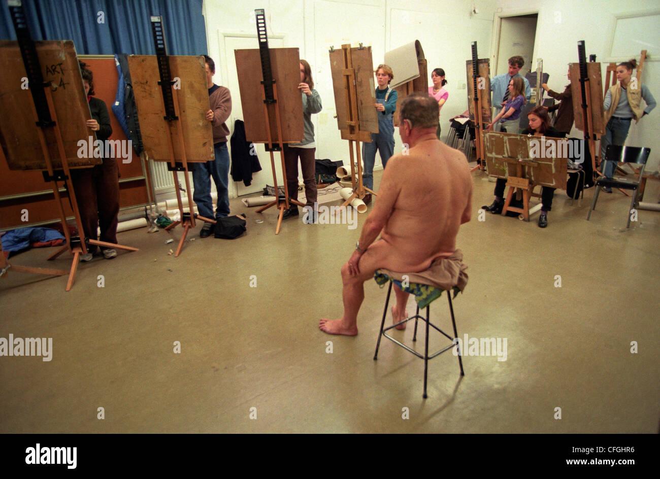 swedish fitness model nude