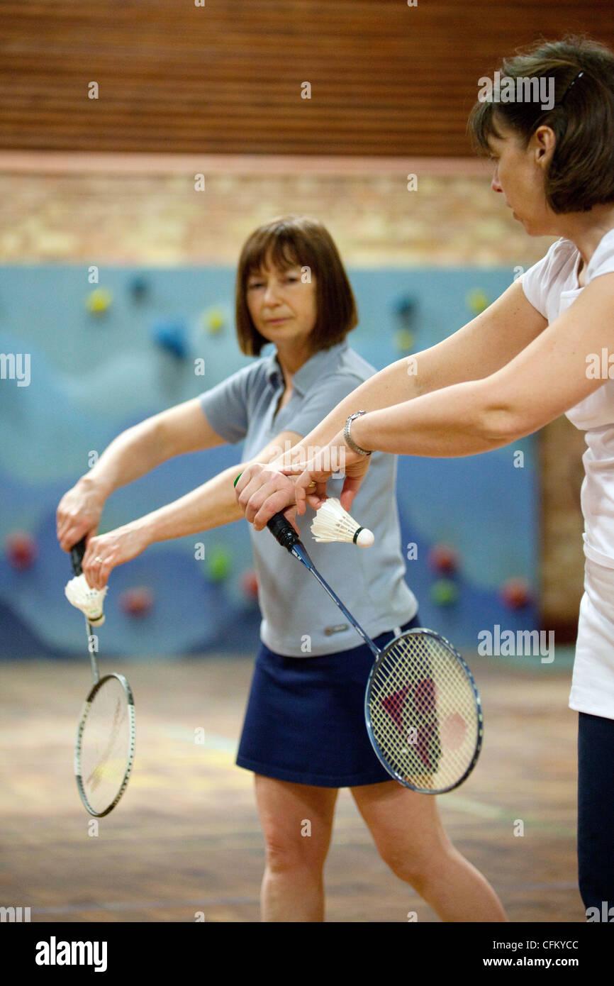 Badminton Basics For Beginners
