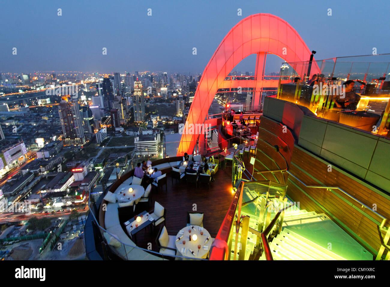 Central World Bangkok Rooftop Restaurant