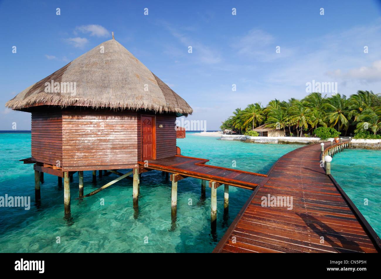 Maldives North Male Atoll Thulhagiri Island Thulhagiri