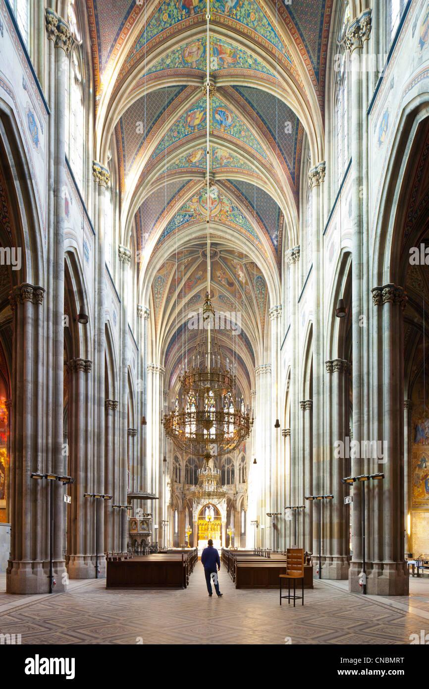 The Ring Vienna S Casual Luxury Hotel Vienna: Austria, Vienna, Votive Church (Votivkirche), Neo-Gothic