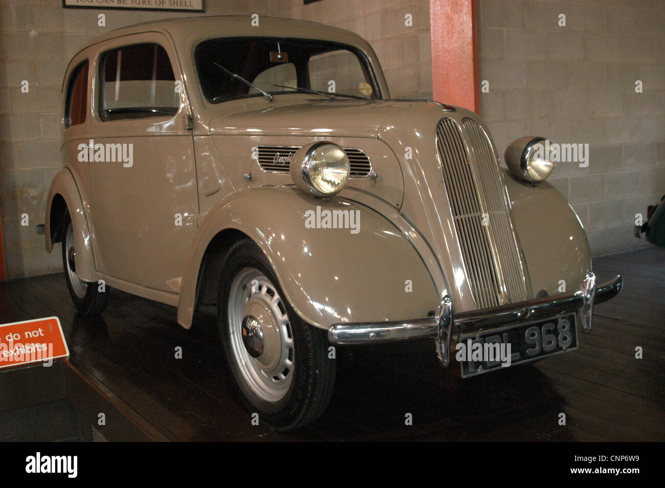 Ford anglia e494a 1949 produced by ford motor co ltd for Ford motor company stock