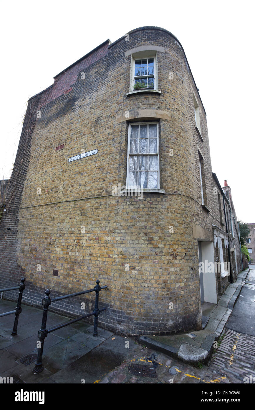 Old corner house on college lane and little green street for Classic house green street dublin 7