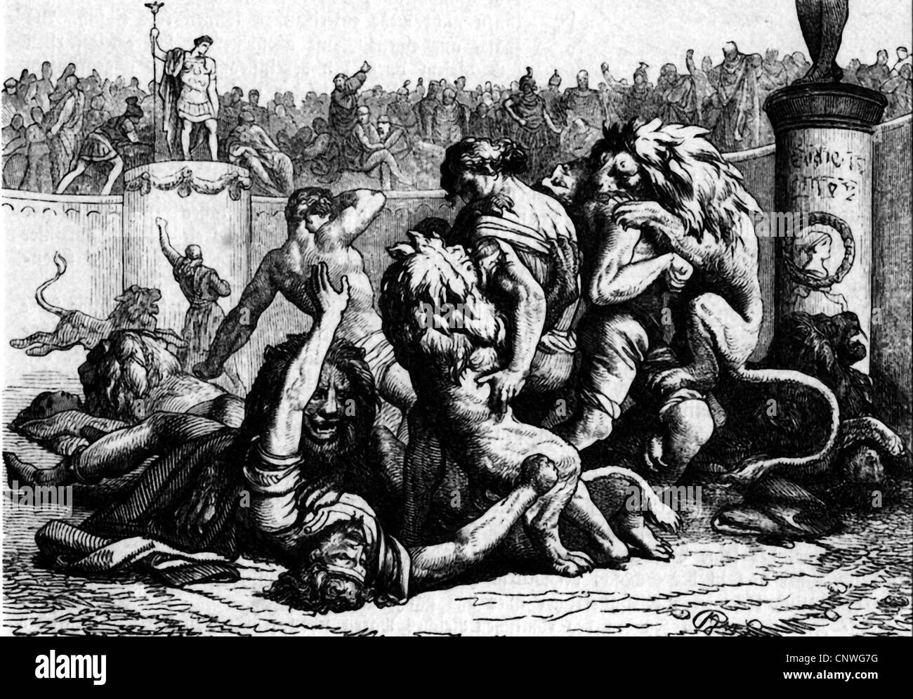 christian persecution in rome essay If moss's research serves to help dispel old images of uninterrupted roman persecution from nero to constantine by always-hostile emperors victimizing the evidence is overpowering that persecution of christians and the attending martyrdom was a christian research institute.