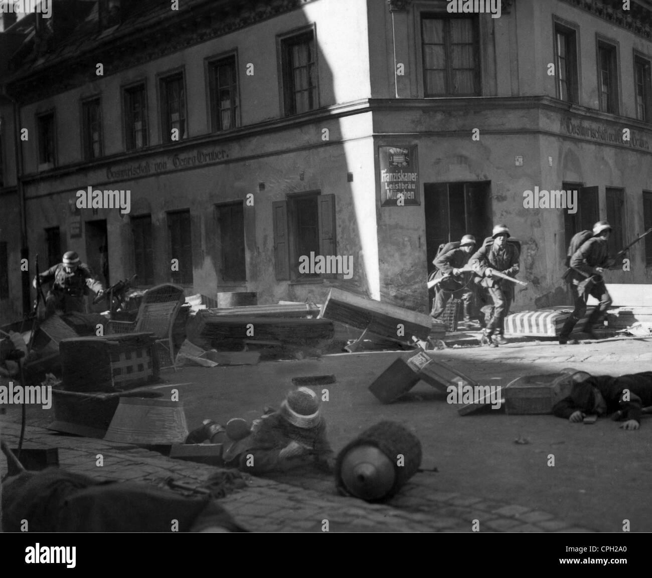 articles german revolution 1918