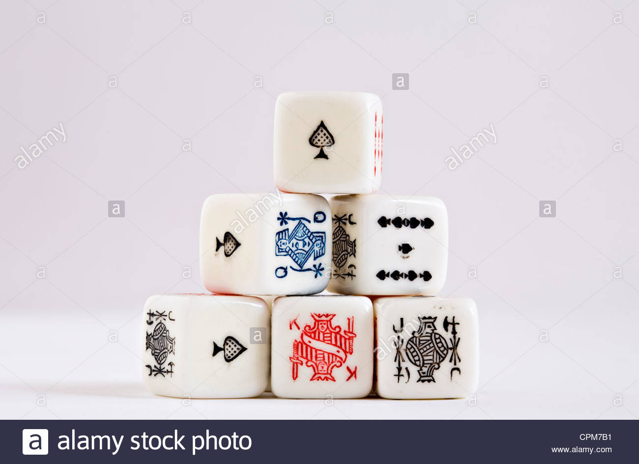 stack dice game instructions