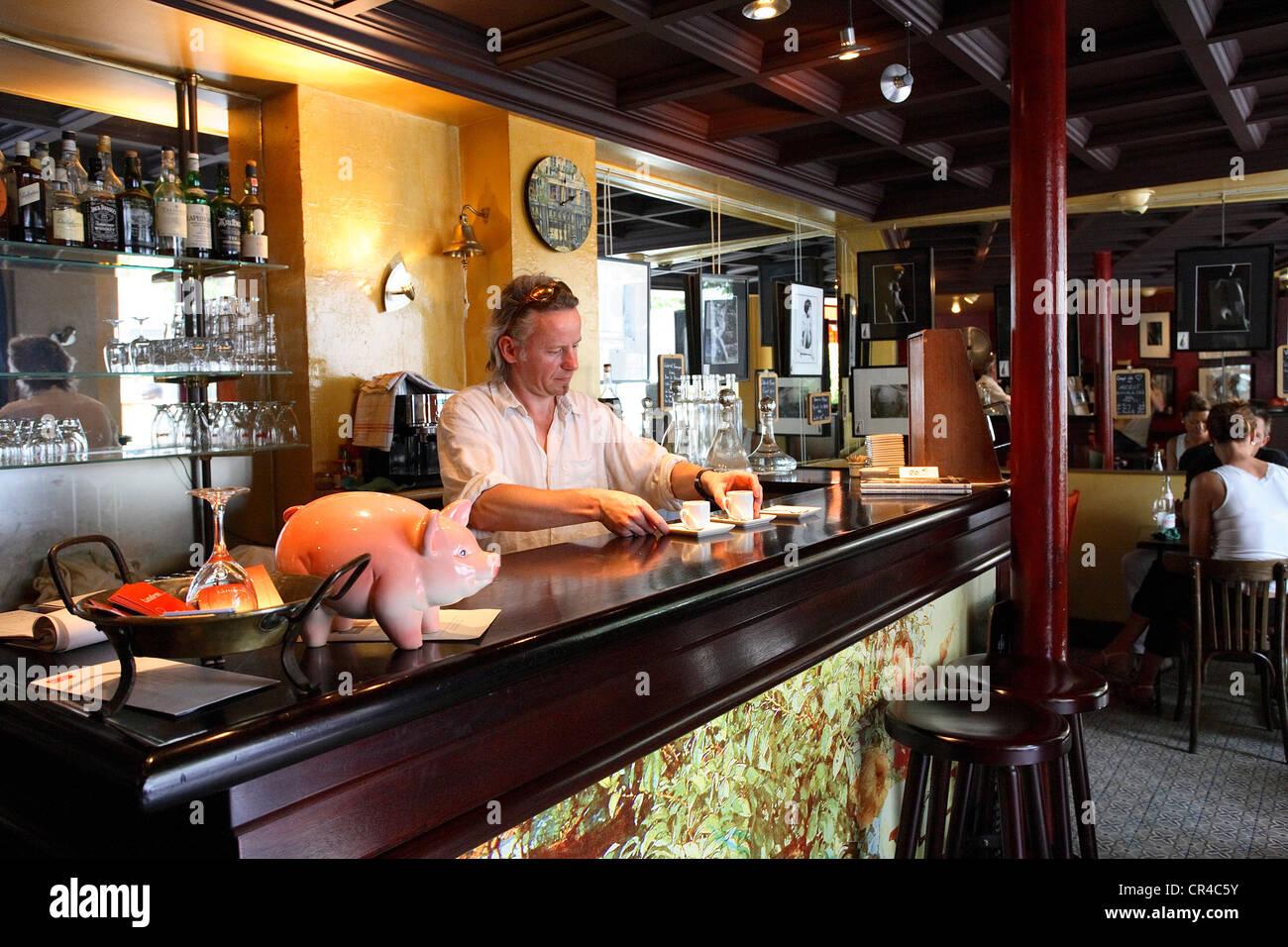 France paris la butte aux cailles district the tandem - Restaurant butte aux cailles ...