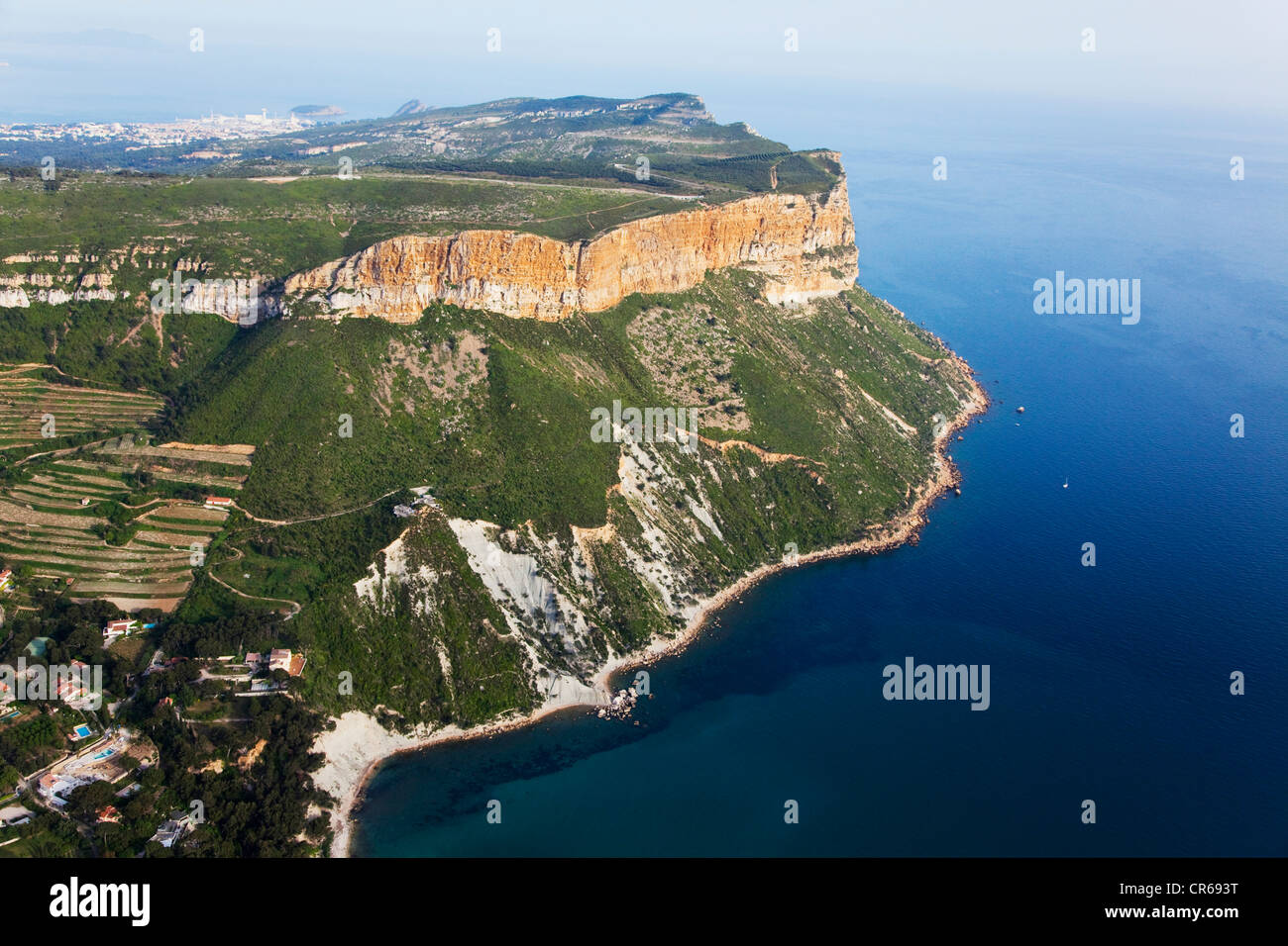 France bouches du rhone cassis cap canaille the for Bouch du rhone