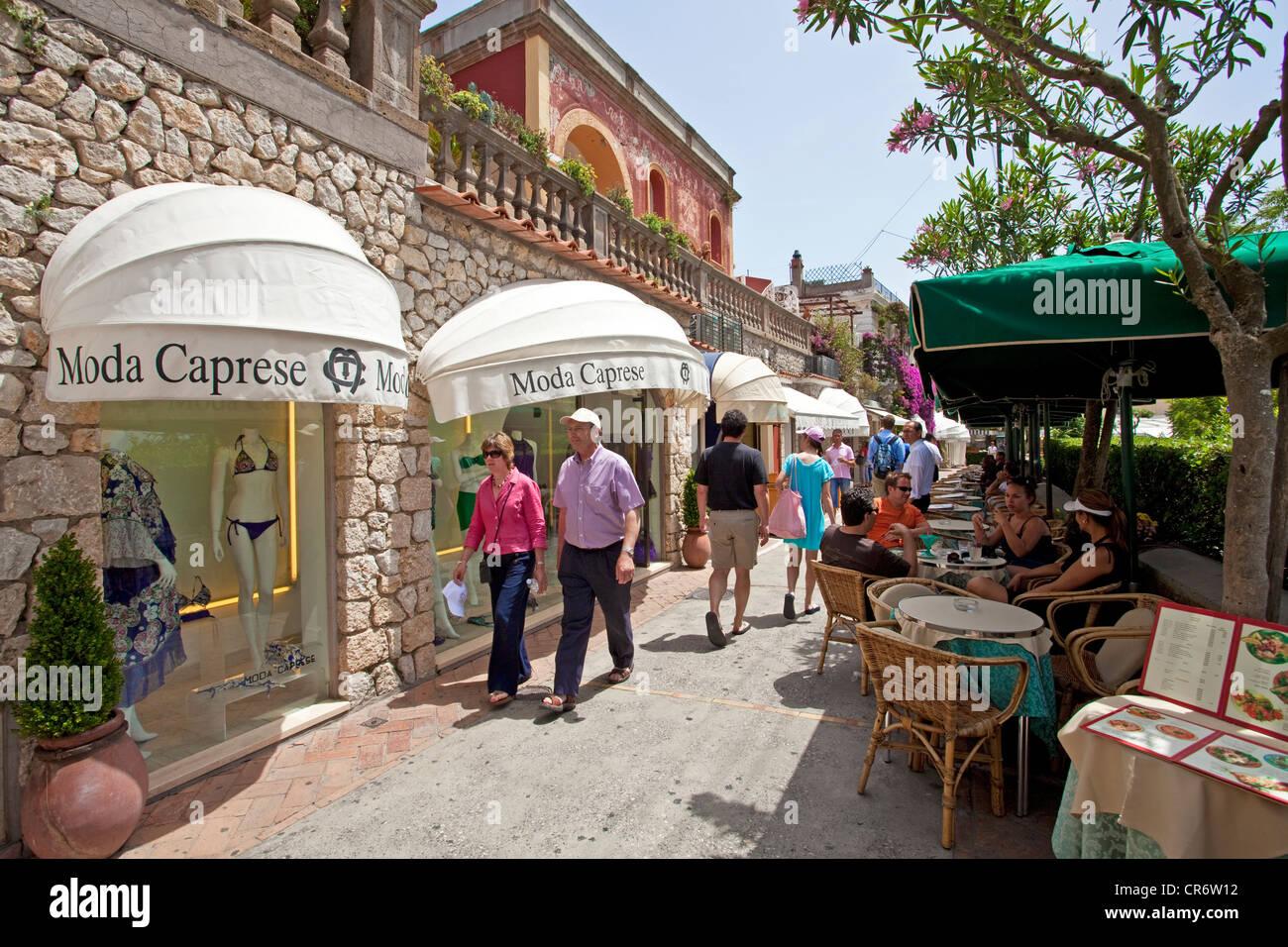 The Capri Italian Restaurant