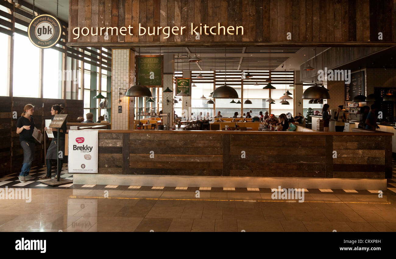 Gbk Restaurant London