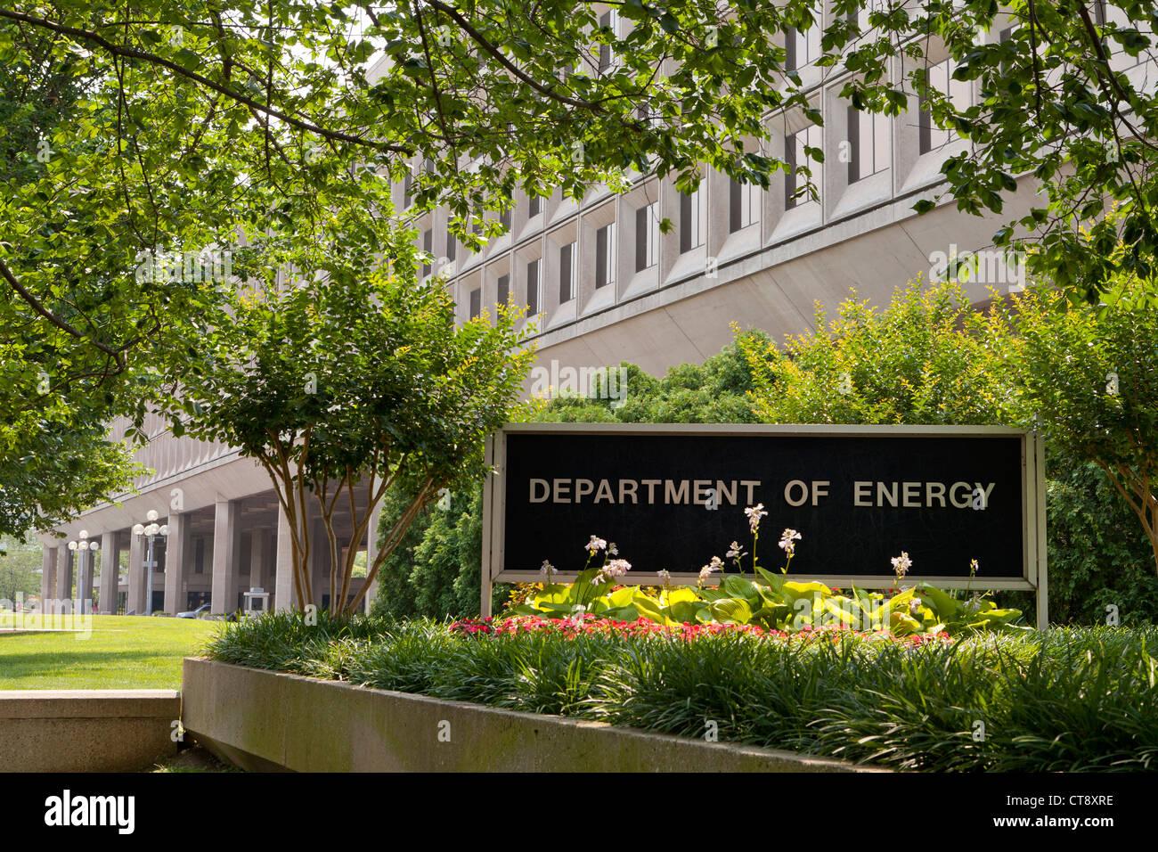 The Us Department Of Energy Headquarters Washington Dc