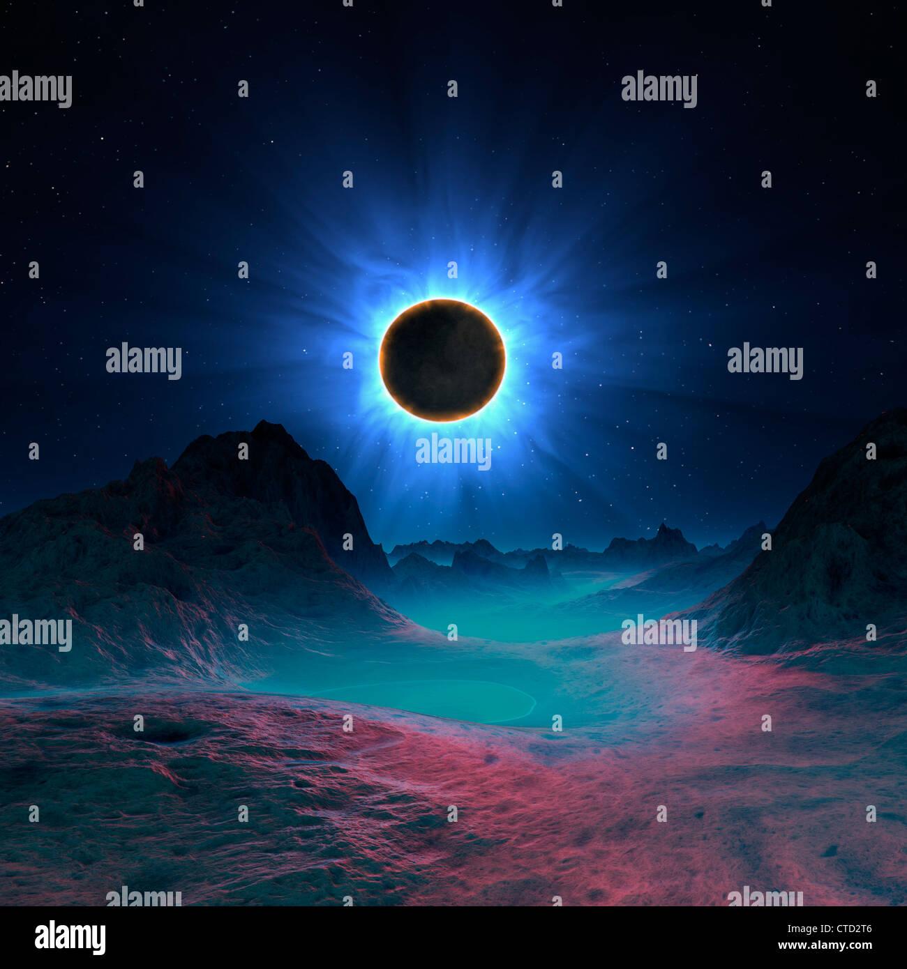 solar system alien concept - photo #42