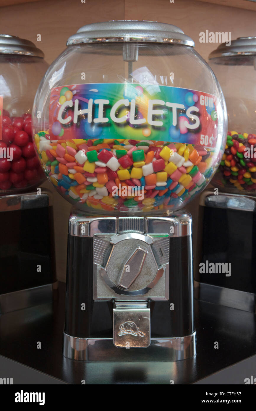 chiclets machine