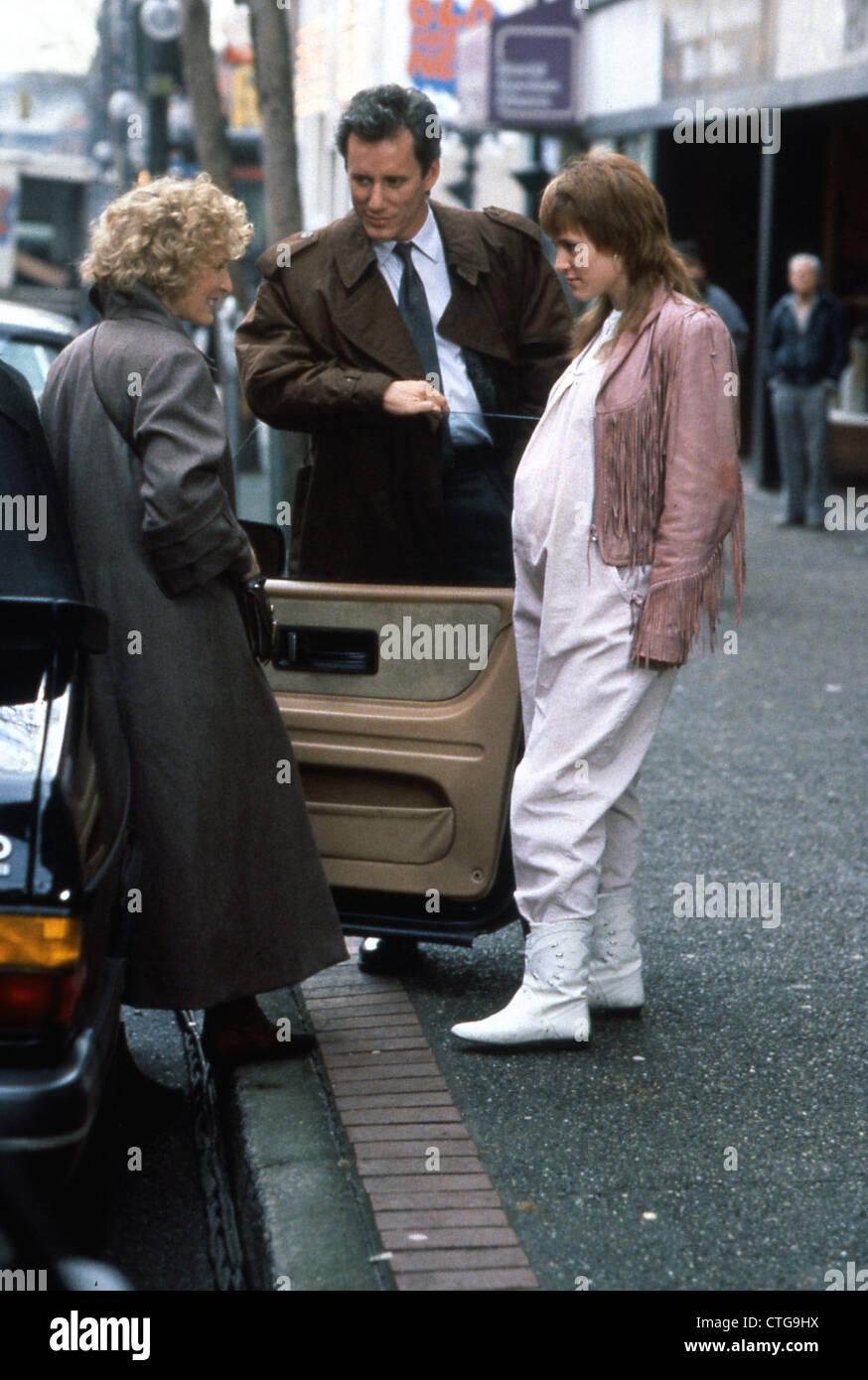 IMMEDIATE FAMILY (1989) GLENN CLOSE, JAMES WOODS, MARY STUART MASTERSON JONATHAN KAPLAN (DIR) 003 MOVIESTORE COLLECTION Stock Photo