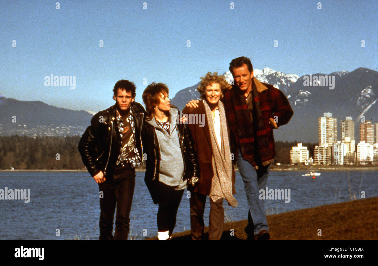 IMMEDIATE FAMILY (1989) KEVIN DILLON MARY STUART MASTERSON GLENN CLOSE JAMES WOODS JONATHAN KAPLAN (DIR) 005 MOVIESTORE Stock Photo