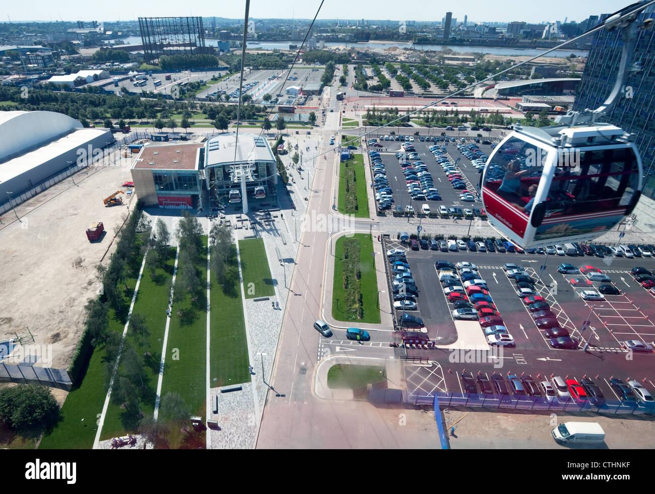 Emirates Greenwich Peninsula Car Park