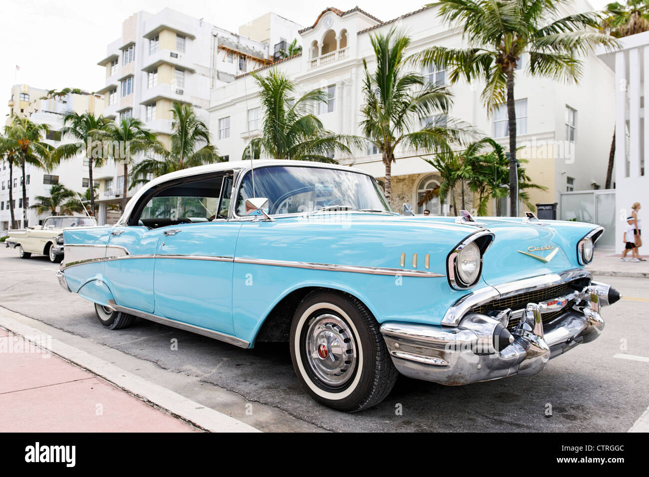 Chevrolet bel air built in 1957 fifties american for American classic usa