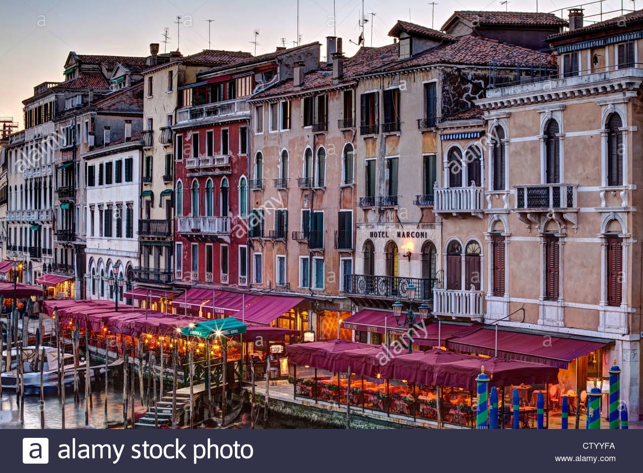 Restaurants Near Rialto Bridge Venice