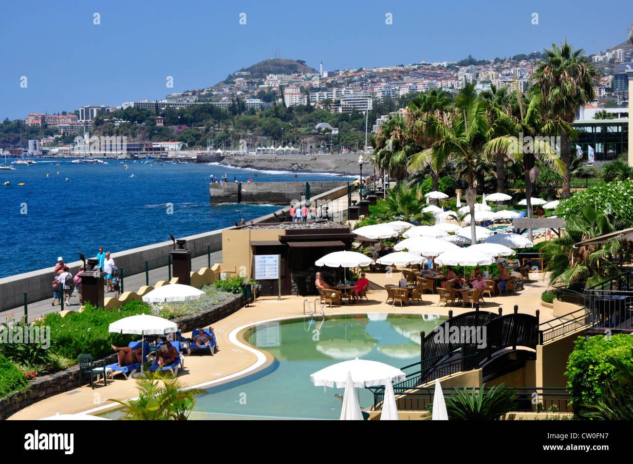 Hotel Porto Santa Maria Funchal
