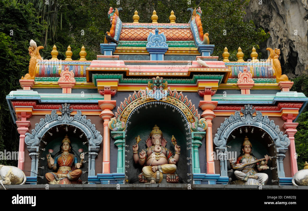 Batu caves , shrines and temples , sacred place of worship ...