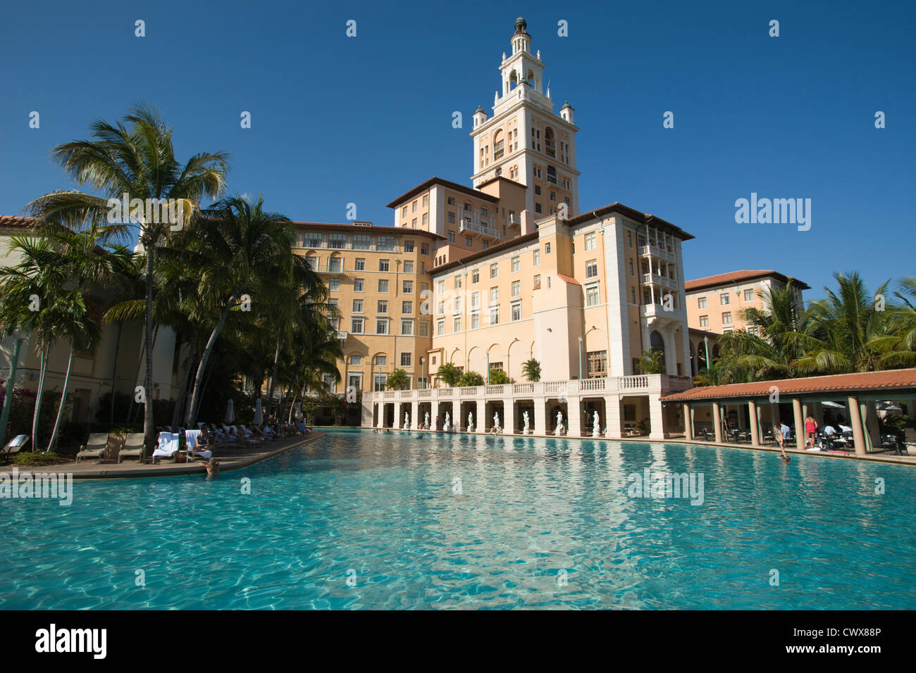 The Biltmore Hotel Coral Gables Miami Florida Usa