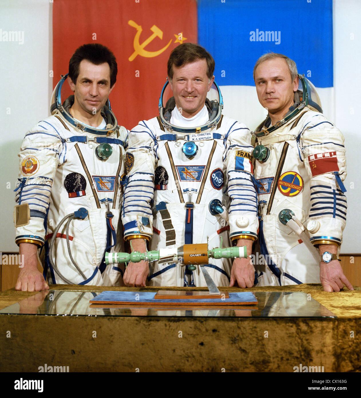 soviet astronauts - photo #31
