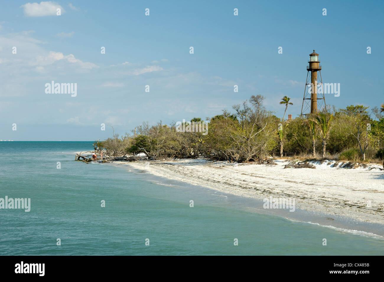 Sanibel Island State Park Florida