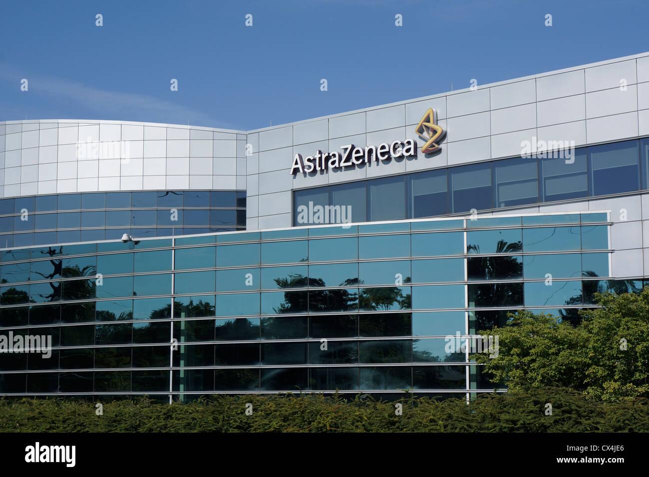 AstraZeneca, head office in Mississauga, Ontario, Canada ...