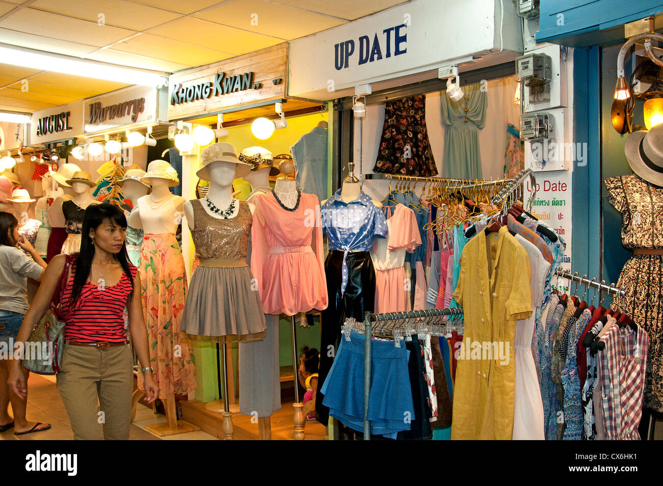 Thailand clothes online shopping