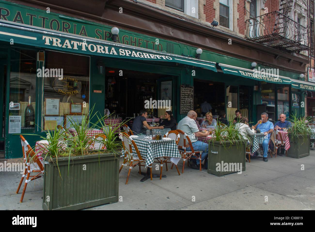 Italian Restaurant In Greenwich Village Ny