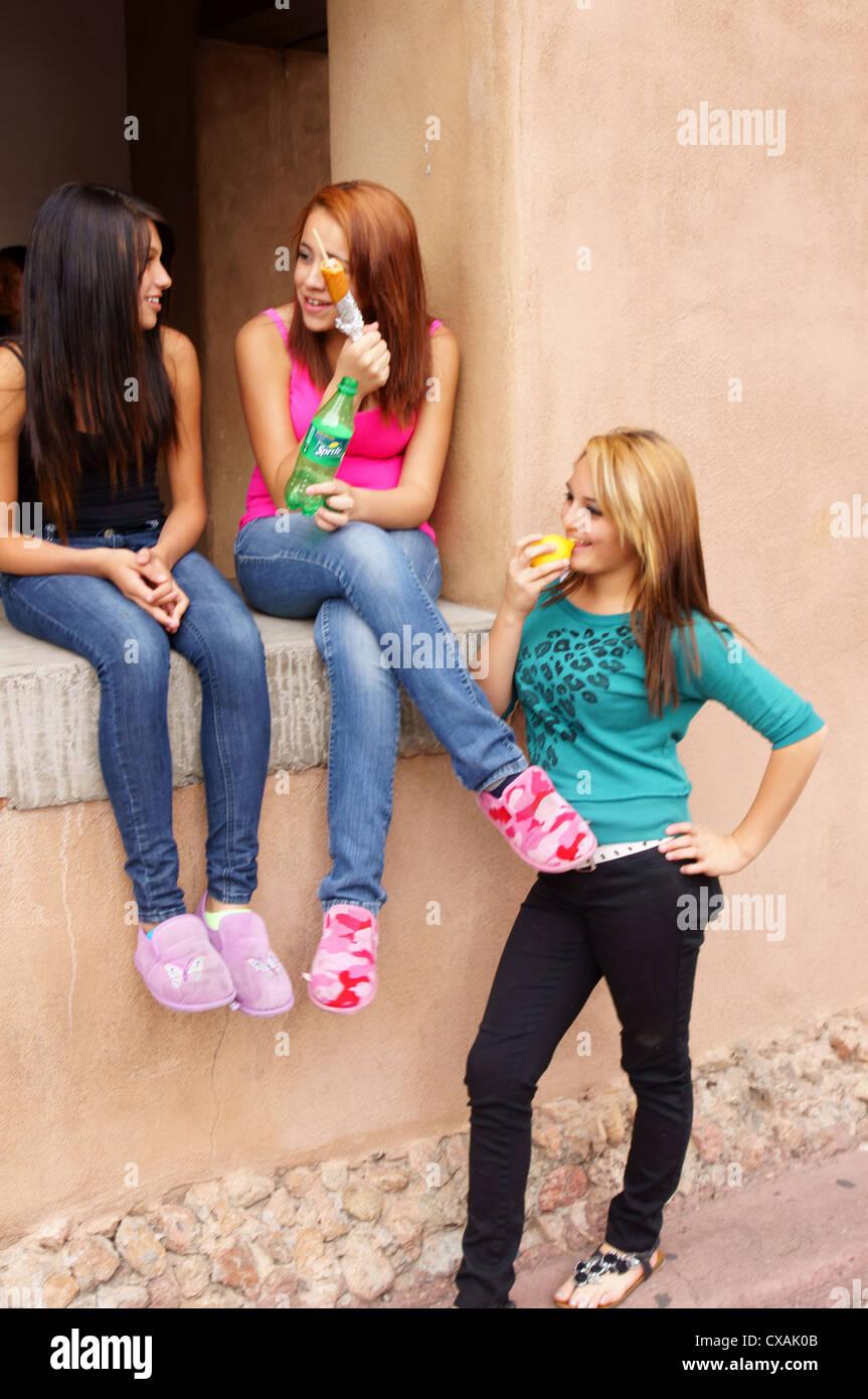 Candid Photo Teen 117