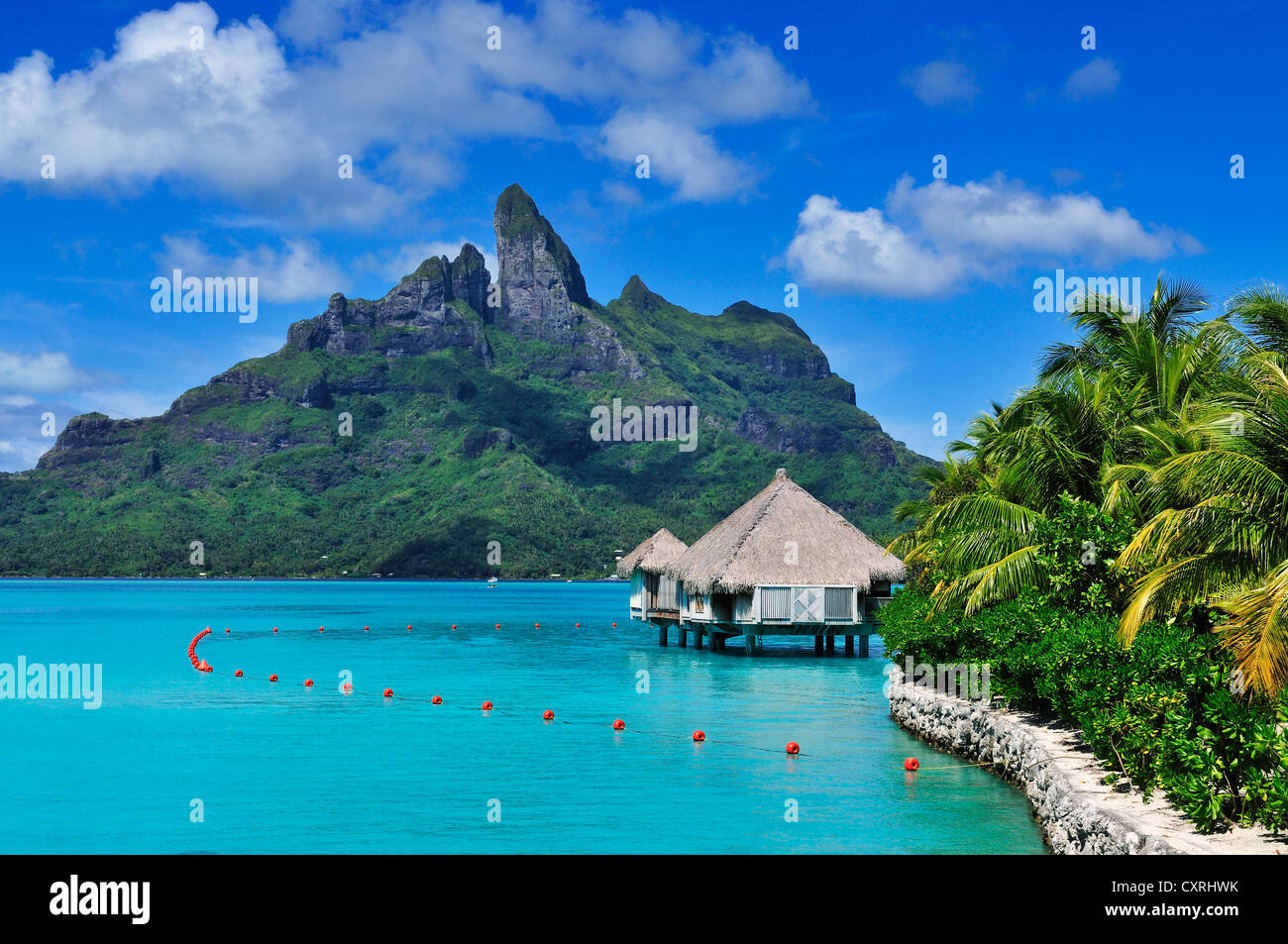 Mount otemanu st regis bora bora resort bora bora for What to buy in bora bora