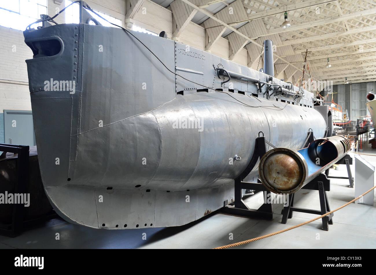 Midget Russian Submarine Triton