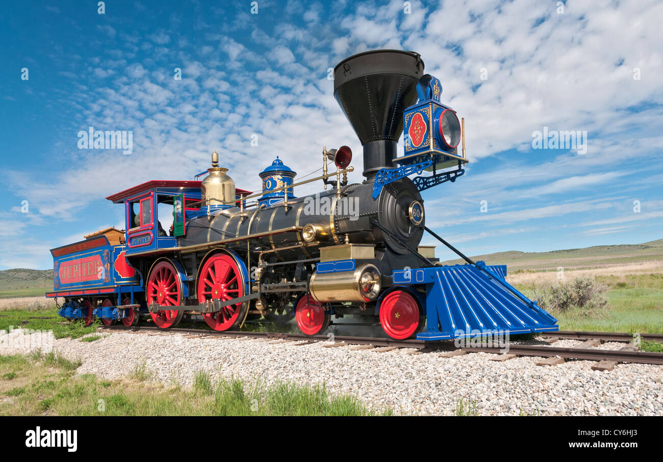 union and central pacific railroad meet in utah