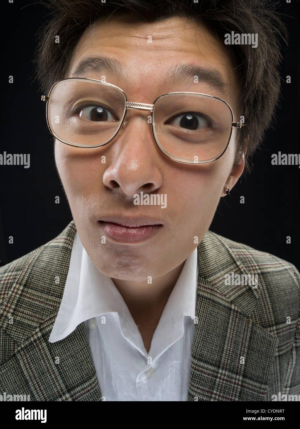 Strong Asian Man 28