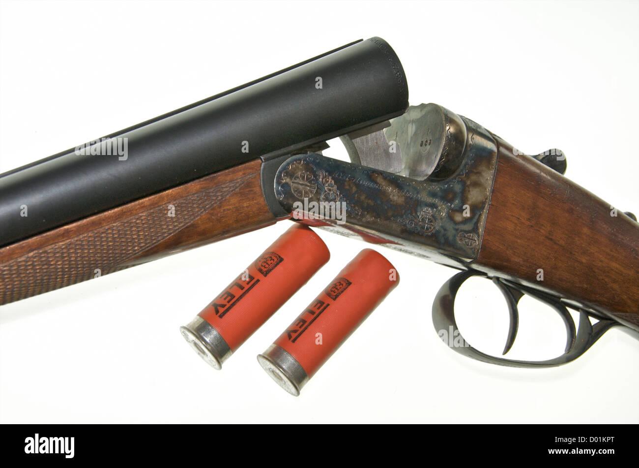 how to make a 12 gauge pipe gun