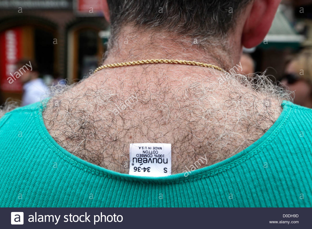 incredible beard and neck hair! | Can only imagine what's ... |Hairy Back And Neck